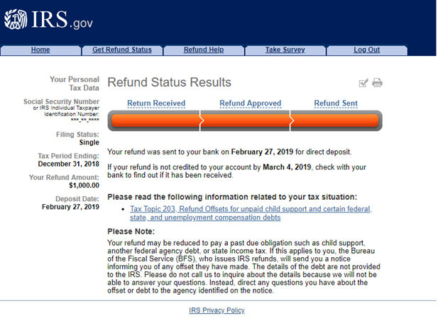 Irs where my refund not updating cayman islands dating